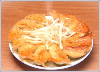 この差ってなんですか、浜太郎餃子