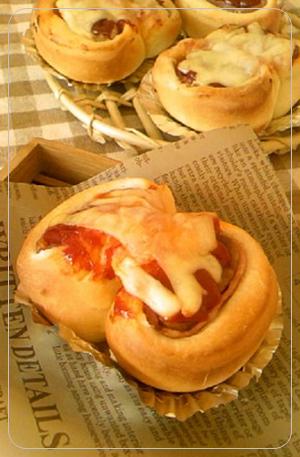 遠足・運動会、惣菜パン