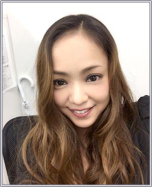 安室奈美恵、本人